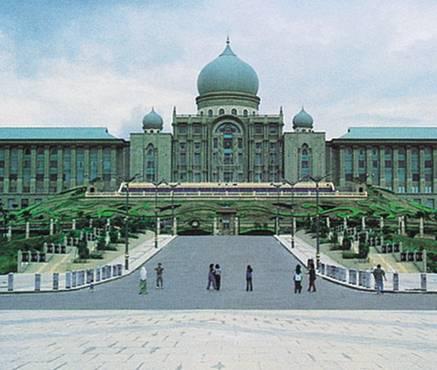 马来西亚普特拉贾亚地区